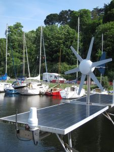 Wind and Solar Onboard