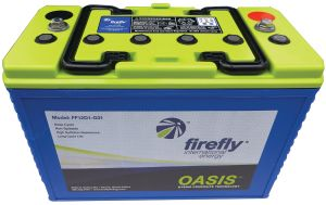 Firefly Oasis AGM Battery