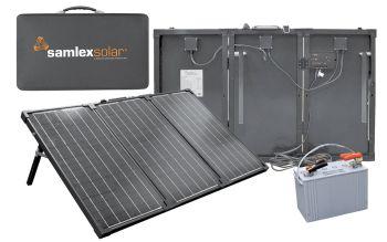Samlex Portible Solar Panel Kit