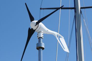 Wind Generator Onboard