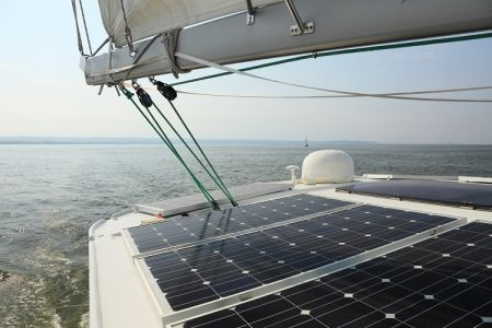 Sailing with Solar