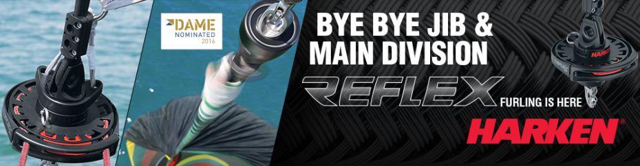 Harken Reflex Furling Ad