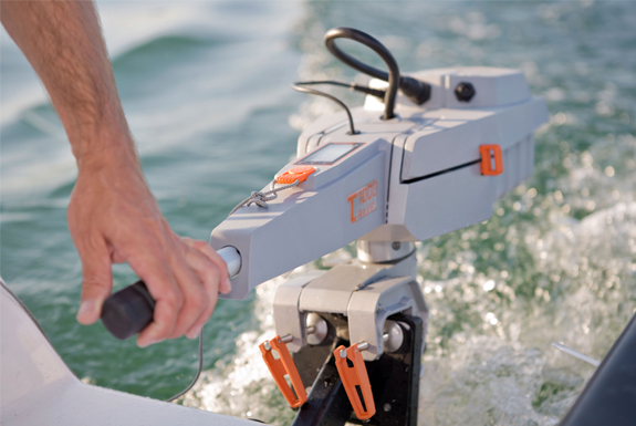 Torqeedo Travel Electric Outboards from Fisheries Supply